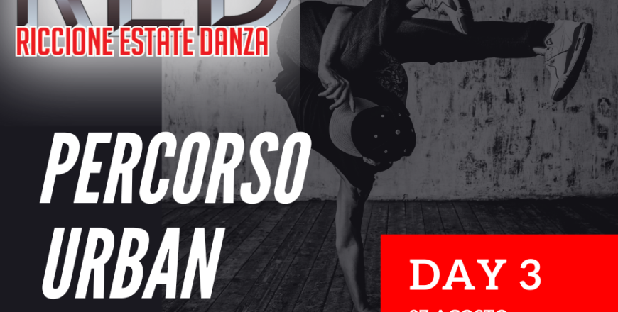 Cruisin Riccione estate danza online day 3